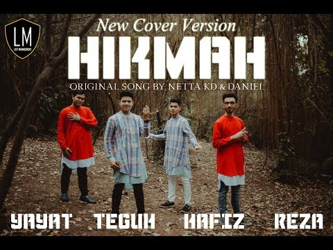 HIKMAH New COVER VERSiON by D'ACADEMY VOICES (REZA YAYAT TEGUH HAFIZ)