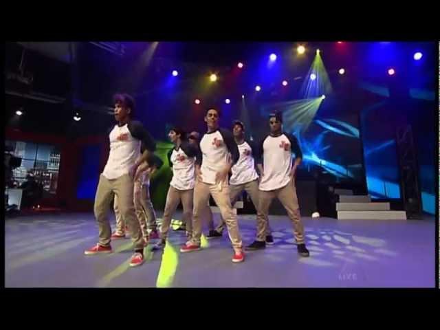 Telethon 2011 Justice Crew