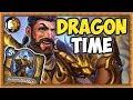 Hearthstone: Dragon Time - Dragon Paladin - Rise Of Shadows