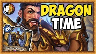 Hearthstone: Dragon Time - Dragon Paladin - Rise Of Shadows