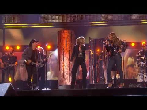 Sugarland ft Beyonce - Irreplaceable Live HD HQ