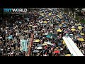 Hong Kong Protests: Thousands protest against extradition bill