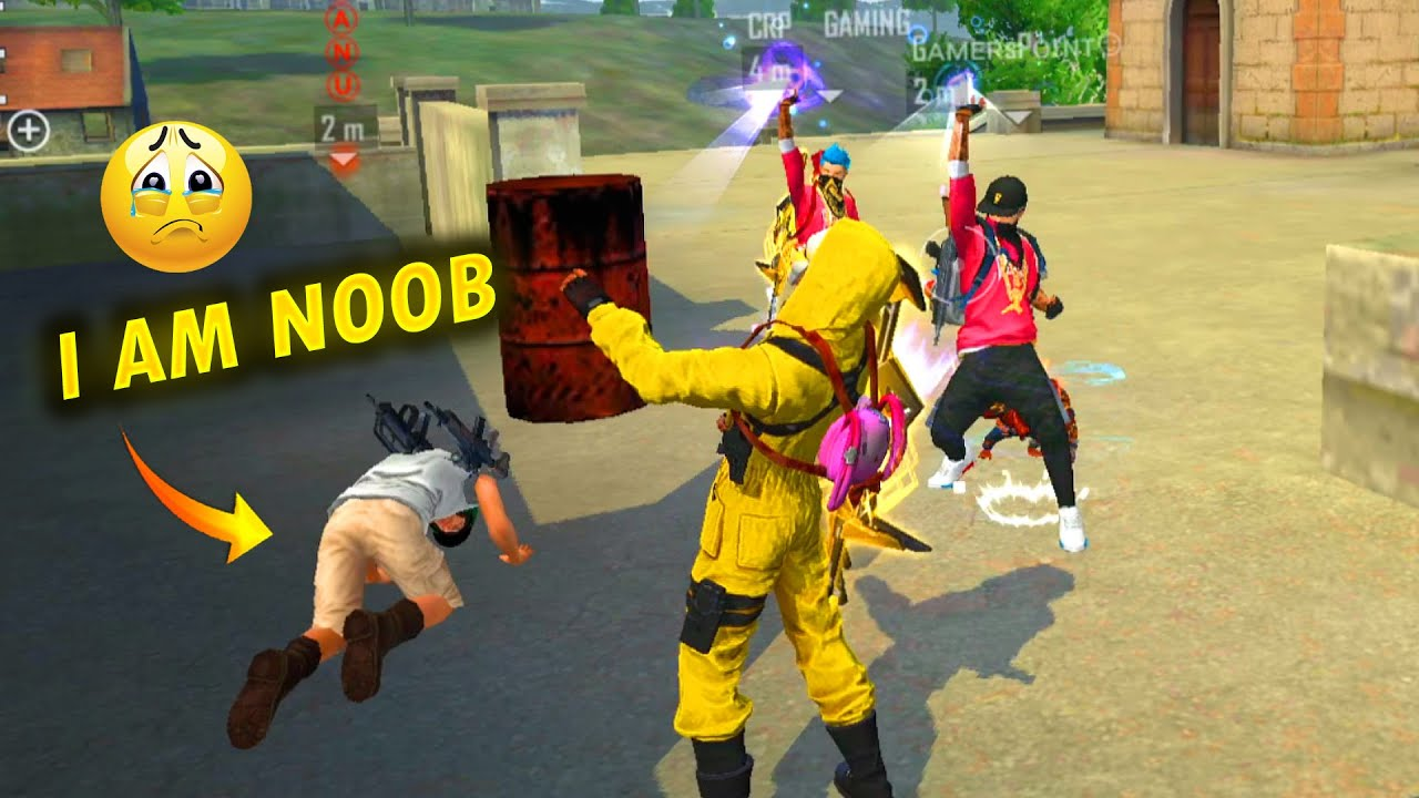 Every Free Fire Lover Must Watch This ❤️ Story Of Noob & Pro Players #Shorts - Garena Free Fire