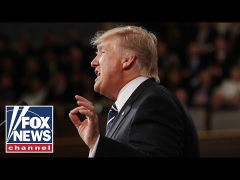 Trump speaks in Fargo, ND, reacts to Obama speech