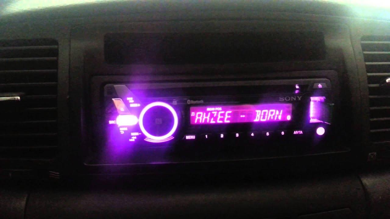 Sony Xplod Not Working Ford S Max Radio Wiring Diagram Autoradio Mex N5000bt Youtube