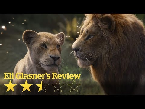 The Lion King review: Remake of 1994 classic is a strange beast