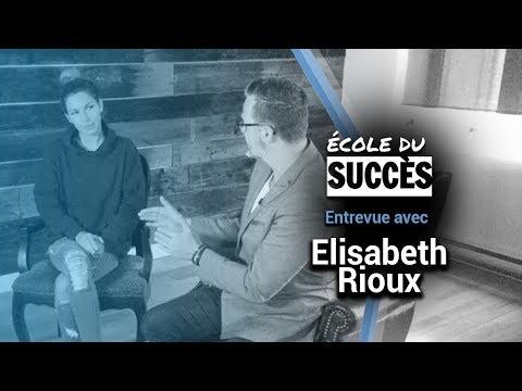 Elisabeth Rioux, entrepreneuse et jeune sensation d'Instagram,