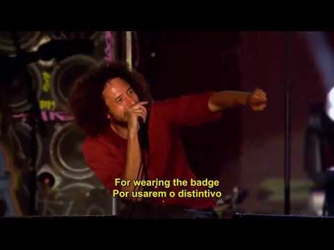 Rage Against The Machine – Killing In The Name (Live 2012) Legendado em PT/ENG