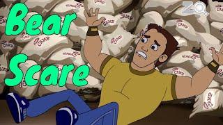Bear Scare - EP - 15 - Chimpoo Simpoo - Hindi Animated Cartoon Show