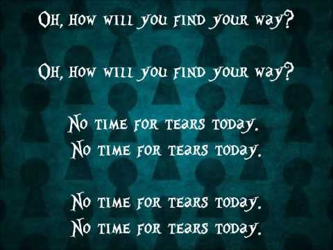 Alices Theme  Danny Elfman Lyrics, HD