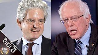 Clinton Cheerleader David Brock Suddenly Loves Bernie Sanders