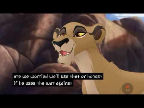 Lion guard:the outland