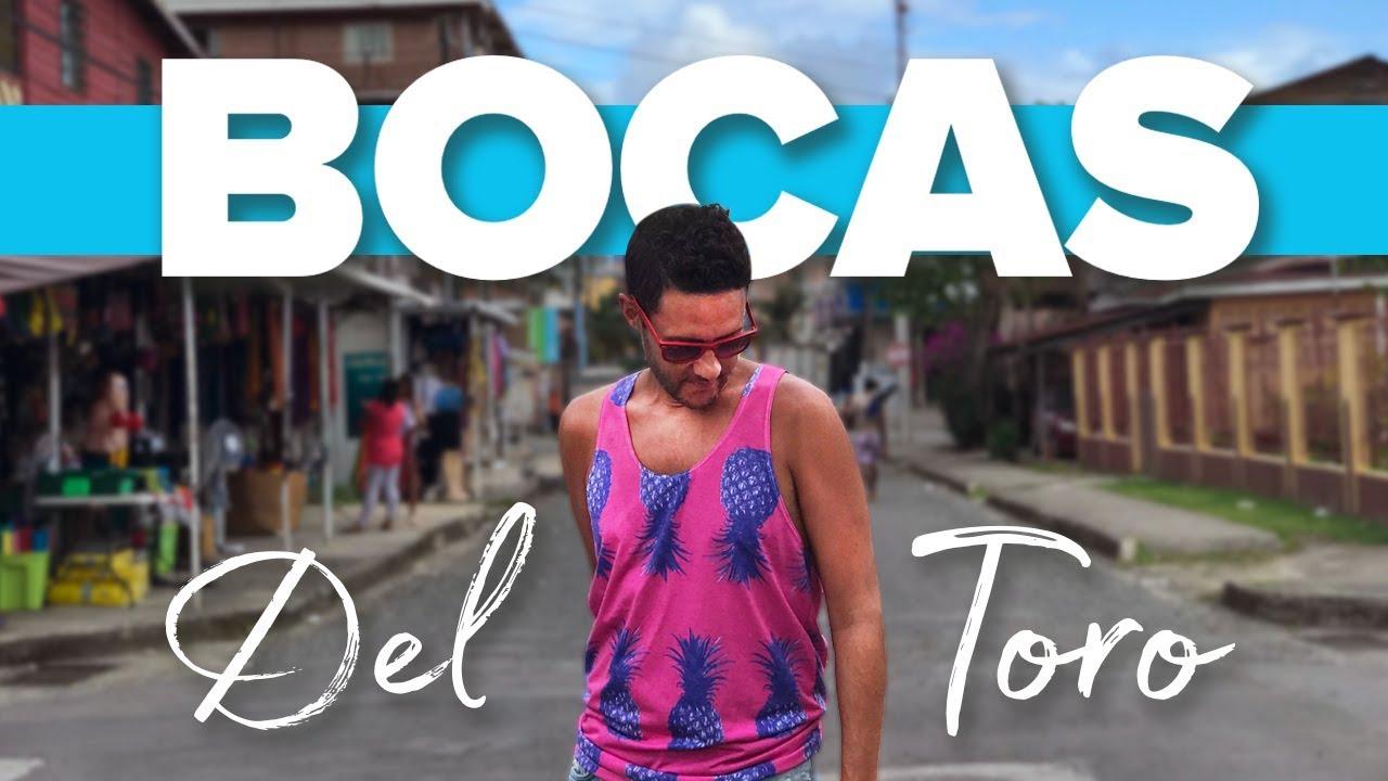 This is BOCAS TOWN. Travel to Bocas Del Toro, Panama ...