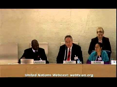 Forum on Business and Human Rights: Challenges to implementing state duty to protect