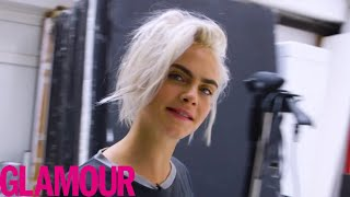 Cara Delevingne: 8 Looks, 1 Minute | Glamour