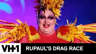 Eureka Feels the Pressure 'Sneak Peek' | RuPaul