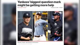 Article: The NYPOST Agrees, The Yankees As Of Now Are a Wild Card Team