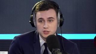Николай Соболев - интервью на радио [заработок блогеров, хайп на Шурыгиной, реклама]