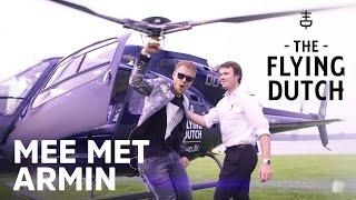 Backstage report Armin van Buuren at The Flying Dutch 2016