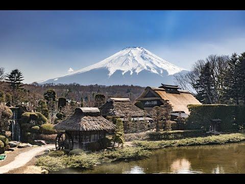 Must See in Kawaguchiko, Japan - Mount Fuji