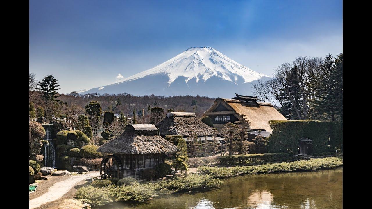 must see in kawaguchiko japan mount fuji youtube