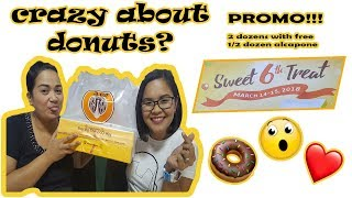 Download Video J.CO Donuts' March Promo 2018 ganap (Philippines) MP3 3GP MP4
