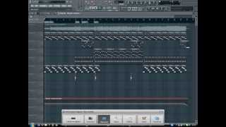 Babylone zina lyrics (paroles) and tutorial [Fl Studion 10] Instrumantal - RaOUf