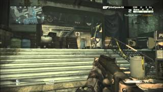 Cod Ghosts: Insanely Lucky Bulldog Infected Strikezone Kem!