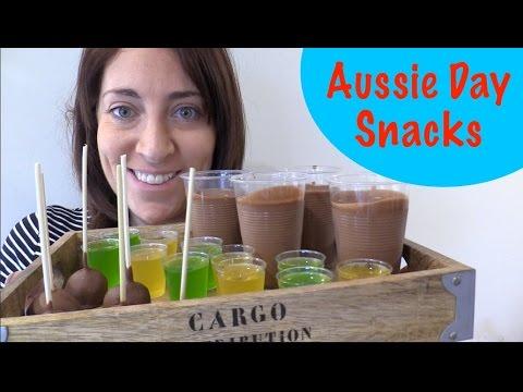 Australia Day Party Food || YourAverageGirl