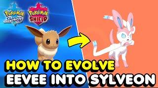 Baixar How To Evolve Eevee Into Sylveon In Pokemon Sword & Shield