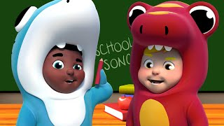 One Zeez - EP 27 School Land - Nursery Rhymes Cartoons Children Music Karaoke