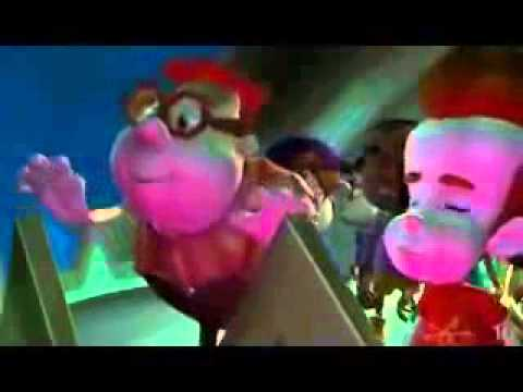 Jimmy Neutron: Boy Genius - The Chicken Dance