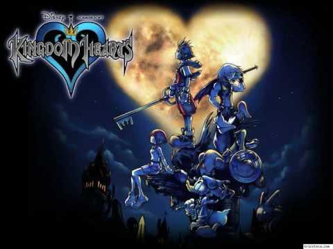 Kingdom Hearts OST Menu Theme