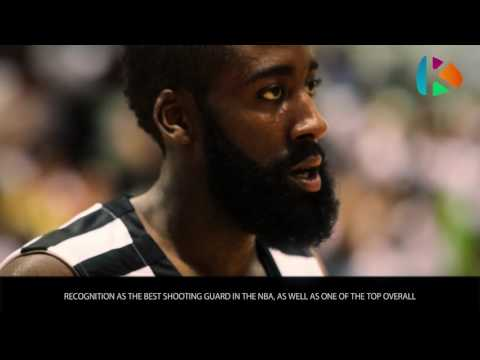 James Harden - Bios of Athletes - Wiki Videos by Kinedio