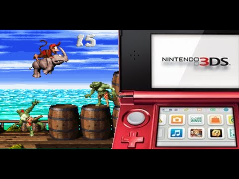 Playing SNES roms on a old Nintendo 3DS/2DS (READ DESC  FOR UPDATES)