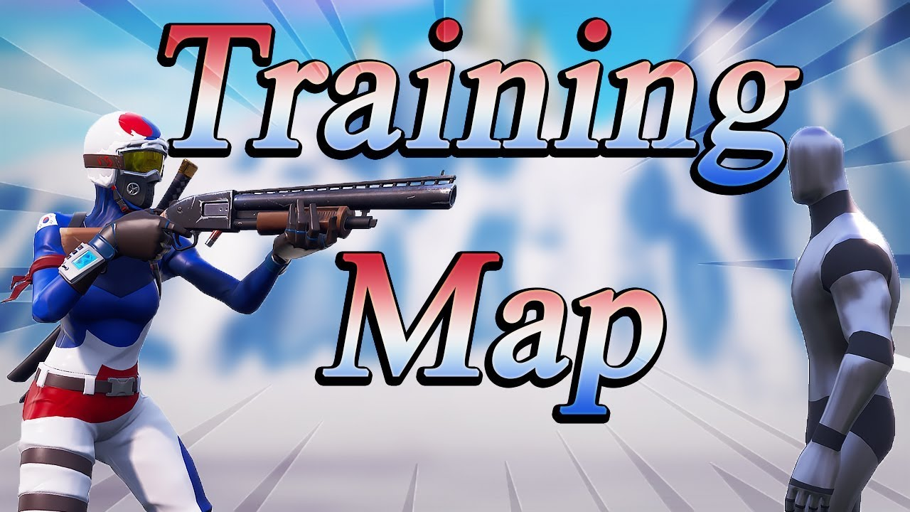 Battle Training Map - Creative Code - Fortnite - YouTube