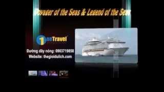 Trailer Tour Du Thuyen 5 Sao  Royal Caribbean - thegioidulich.com