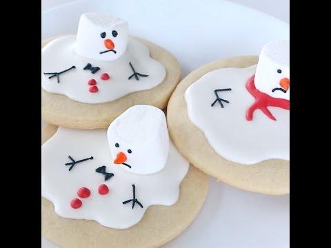 Melting Snowman Co Es