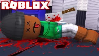 FINDING THE MURDERER IN ROBLOX