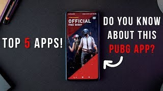 Top 5 Apps for Android - September 2019!