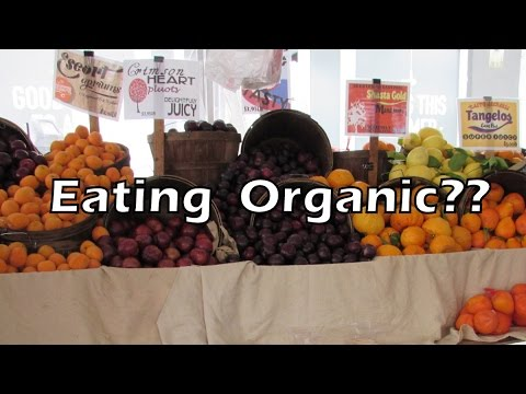 Is Buying Organic & Local Produce Really Worth the Extra Cost??