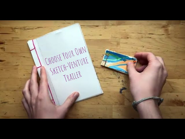 Welcome to Choose Your Own Sketch-Venture! | ArtistYear Create