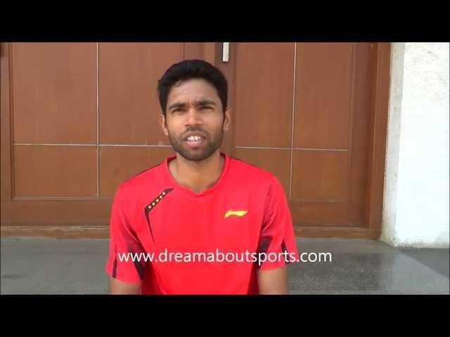 Rising Stars - Arun Vishnu badminton