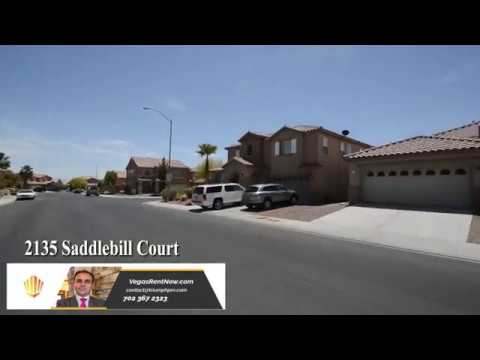 Triumph Property Management Presents 2135 Saddlebill Ct.  N. Las Vegas, NV. 89084