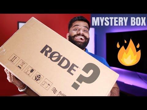 RODE Sent A Mystery Box 🔥🔥🔥