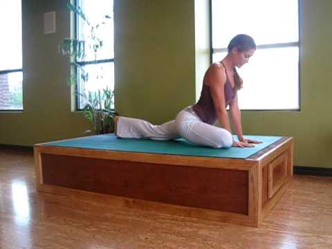 How to Practice Yoga Asana: Pigeon Pose