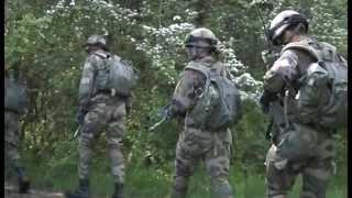 devenir soldat, reportage sur la formation