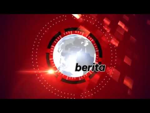 Opening Berita + Green Screen