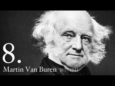 American Presidents Video Series: Martin Van Buren