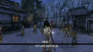 Afro Samurai- Game Intro + Gameplay Video PlayStation 3